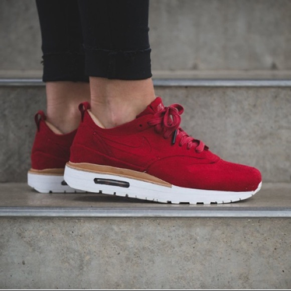 2cd22af851cd Nike air max 1 royal red. Rare!